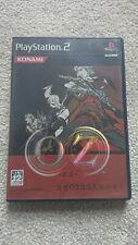 Oz - Sony PlayStation 2 [NTSC-J] - Complete