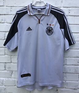NATIONAL TEAM GERMANY 2000/2002 HOME JERSEY SHIRT FOOTBALL SOCCER TRIKOT MAGLIA