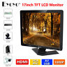17 inch Monitor Eyoyo 1080P Ultra HD LCD TFT Screen USB VGA HDMI BNC AV For CCTV