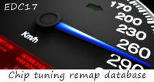 2019 ECU Chip Tuning Files Remap Database ECMtitanium EDC16 EDC17 DPF EGR Lambda