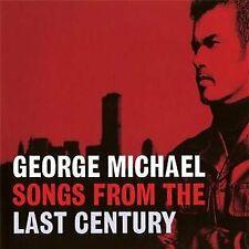 """CD GEORGE MICHAEL """"SONGS FROM THE LAST CENTURY"""". Nuevo y precintado"""