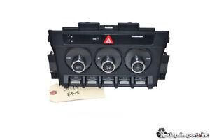 13-16 Scion FR-S oem AC Heater Climate Control Dash Clock FRS BRZ ZN6
