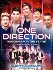 One Direction - Reach For The Stars - Part 1 And 2 (DVD, 2013) NEW AND SEALED