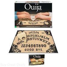 Vintage Look Ouija Board Game Sturdy Wood Set Mystifying Oracle Original New