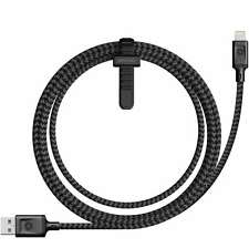 Nomad Ultra Rugged 1.5 Made With Kevlar Lightning Charging Cable for iPhone iPod