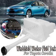 Windshield Washer Fluid Reservoir Tank w/Cap For Toyota Corolla Matrix 09-13