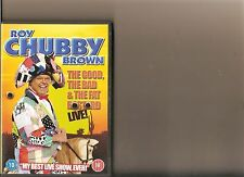 CHUBBY BROWN THE GOOD THE BAD AND THE FAT BASTARD DVD