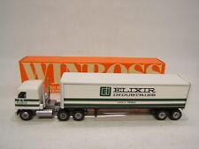 Winross Truck Elixir Industries, Leola PA Mack Ultraliner Ltd Ed 1989 VGC in Box