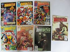 THUNDERBOLTS 16 ISSUES, Vol 1 and Specials VF-NM, Direct Editions, Free Shipping