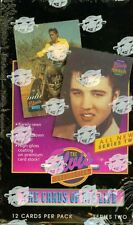 Elvis Presley ~ Cards of his Life ~ Complete Series 2 Box ~ Sealed