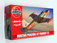 Airfix 1/72 Scale Model Kit A02103 - Hunting Percival Jet Provost T3