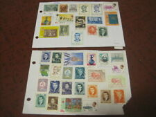 More details for 1iran stamps - 40 stamps - hinged