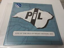 Public Image Limited -Live at the isle of wight festival 2011 2LP Blue Vinyl NEU