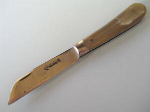 COUTEAU ANCIEN LONDON MARIN SAUZEDDE DAIGUEBONNE 10,5cm Knife Messer Coltello