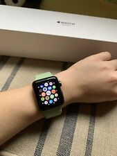 Apple Watch Series 3 38 mm Space Gray Aluminium Black Sport (GPS + Cellular)
