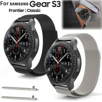 Stainless Steel Replacement Watch Strap Band for Galaxy Gear S3 Frontier Classic