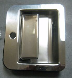 BRAND NEW KENWORTH T300 ,T800 RIGHT HAND FRONT PASSENGER SIDE CHROME DOOR HANDLE
