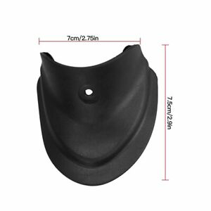 2pcs Scooter Front Rear Mudguard  Fishtail Retaining Water for