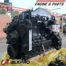 New original 5.9L Cummins 165HP ENGINE complete Set  B5.9 6B 6BTA No Core Charge