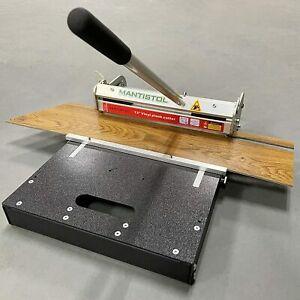 "MantisTol 13"" Vinyl plank cutter for VCT,LVT, LVP, WPC,Rigid Core Vinyl Plank."