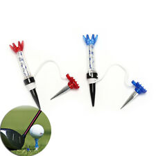 Golf 70mm Training Ball Tee Magnetic Step Down Golf Ball Holder Tees.Accessories