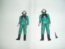 Star Wars Power of the Force 1985 A-Wing Pilots Lot of 2