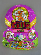 5x Simba Filly Elves Pferde Figure Booster, 5 Tüten