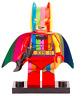 New Batman Rainbow Minifigure Building Toys Custom Lego