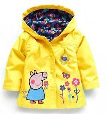 Peppa Pig Jacke Regenjacke Übergangsjacke