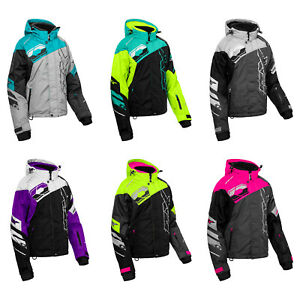 Womens Castle X Code Snowmobile Jacket Winter Coat Snow Waterproof Breathable
