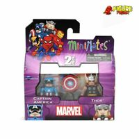 Marvel Minimates Best of Series 1 Captain America & Thor