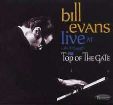 Evans Bill - Live At Art D'lugoff's Top Of NEW CD