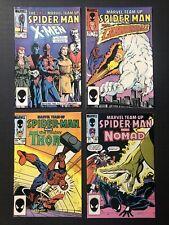 Marvel Team-Up 146, 148, 149, 150 - HIGH GRADE - MARVEL COMIC BOOK LOT - E