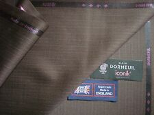 """Dormeuil 100% SUPER 120's Lana Suiting Tessuto """"iconik"""" – MADE IN ENGLAND - 3.4 M"""