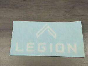 SIG SAUER Legion Window Decal