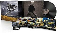 DAVID GILMOUR LP Rattle That Lock +  16 Page Lyric BOOK + DOWNLOADS of CD