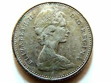 1968 Canadian Ten (10) Cent Silver Coin Lot A