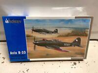 Special Hobby Model Airplane Kit 1/48 Avia B-33 48047 SEALED