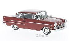 NEO 47030 -  Opel Capitan P 2.6 coupé rouge foncé - 1963   1/43