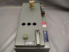 8538 SBA 21 Square D Size 0 Combo Starter SBA 21 QF-4780-D 30 Amp