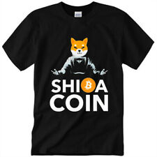 Rocket Shiba Coin Shirt, $shib To The Moon Shiba Inu Crypto t Shirt Black Funny