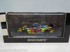 Minichamps : PORSCHE 911 GT3 RS-R - GUNNAR/MINTER - TEAM GUNNAR RACING 400046979