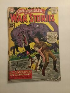 Star Spangled War Stories 101 Gd Good 2.0 Cover Detached Dc