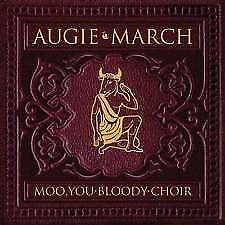 Augie March Moo You Bloody Choir  Cd      CD33