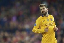 Nike Barcelona Away Long Soccer Jersey PIQUE #3 L Large - NWOT  Spain Messi