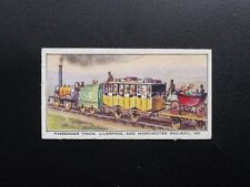Collectibles 1948 British Automatic History Of Transport #2 Stage Wagon Non-sports Card Z6d Non-sport Trading Cards