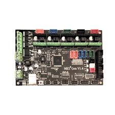 3D Printer Control Board MKS Gen V1.4 Board Remix RepRap Ramps1.4 + Mega 2560