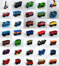 Nuevo Thomas Friends Railway Engine/tierno & Magnético de Madera Juguete Tren Suelto