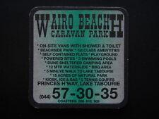 WAIRO BEACH CARAVAN PARK PRINCES HWY LAKE TABOURIE 044 573035 COASTER