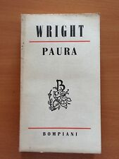Paura - Richard Wright - Bompiani 3132